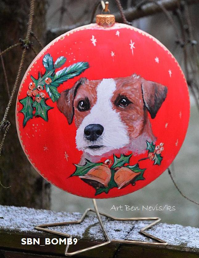 Bombka – Jack Russell terrier